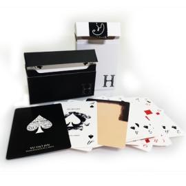 Jeu de cartes de manipulation Yu Ho Jin Blanches