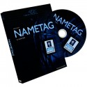 DVD Name Tag (Gimmick inclus)