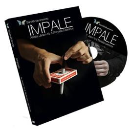 DVD Impale de Jason Yu et Nicholas Lawrence