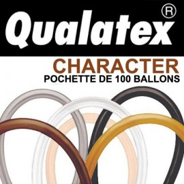 Ballons Qualatex 260Q Character (x100)