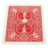Card on Ceiling Wax - Modele Naturel - Bicycle Rouge