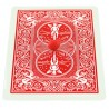 Card on Ceiling Wax - Modele Bicycle Rouge