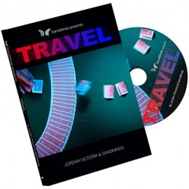 DVD Travel (Gimmicks inclus)