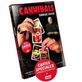 Cannibals (Cartes et DVD inclus)