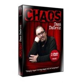 Double DVD Chaos de Dani DaOrtiz