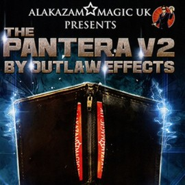 The Pantera Wallet v2 de Alakazam Magic