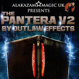 The Pantera Wallet v2 de Alakazam Magic