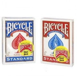 Jeu Bicycle Short Deck - Cartes Courtes