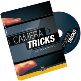 DVD Camera Tricks de Casshan Wallace