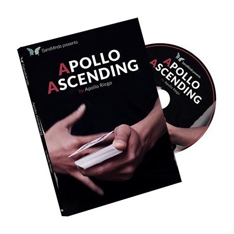 DVD Apollo Ascending de SansMinds