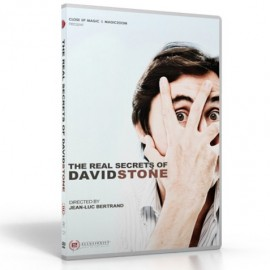 Dvd The Real Secret of David Stone