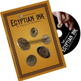 DVD Egyptian Ink de SansMinds