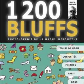 Livre 1200 Bluffs Editions Fantaisium