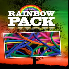 Elastiques Rainbow - Pack Multicolore