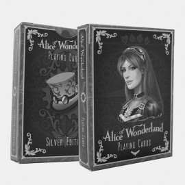 Alice of Wonderland - Argent