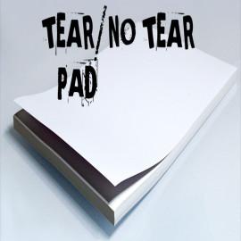 Tear / No Tear Pad XL