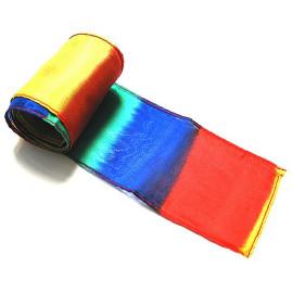 Sitta Silk Streamer multicolore (3cm x 5m)
