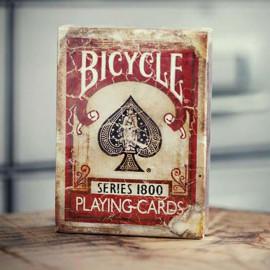 Bicycle Vintage série 1800 (marqué)
