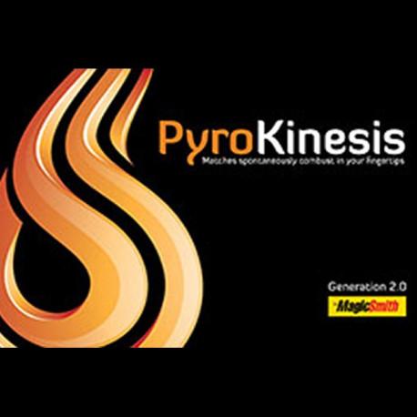Pyrokinesis 2.0 de Magic Smith