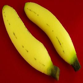Bananes en mousse