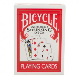 Bicycle Shrinking Deck