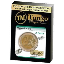 2 euros magnétique