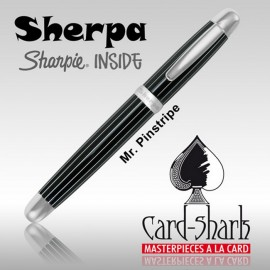 Sherpa - Mr Pinstripe