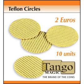 Téflon Anti-bruit Taille 2 euros (x10)