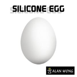 Oeuf en silicone - Blanc