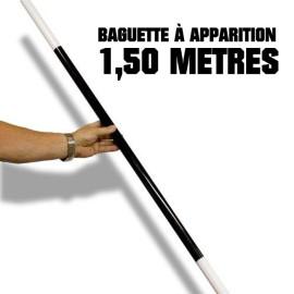 Apparition d'une Baguette Géante (1,5 Mètres)