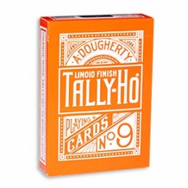 Tally Ho Reverse Fan Back - Orange