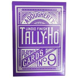 Tally Ho Reverse Fan Back - Lavande