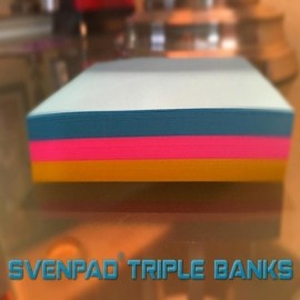 SvenPad Triple Banks