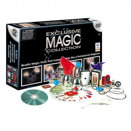 Coffret Exclusive Magic Collection Luxe
