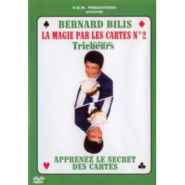 DVD La Magie par les Cartes v2 Bernard Bilis