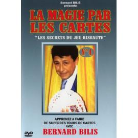 DVD La magie par les Cartes v4 de Bernard Bilis