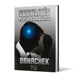 Livre Subtilités Psychologiques 2
