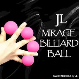 Mirage Billiards Balls (Rose)