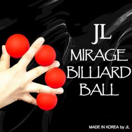 Mirage Billiards Ball (Rouge)