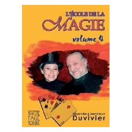 DVD École de la magie Vol. 4