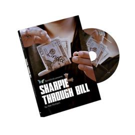 Sharpie Through Bill