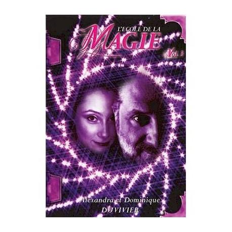 DVD Ecole de la magie V3
