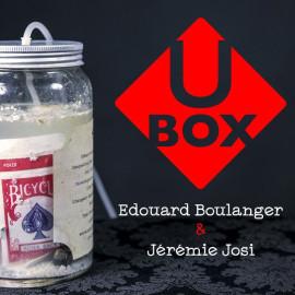 U Box de Edouard Boulanger