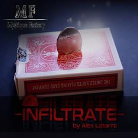 Infiltrate d'Alex Latorre