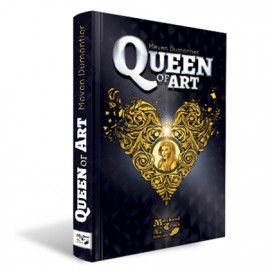 Livre Queen of Art