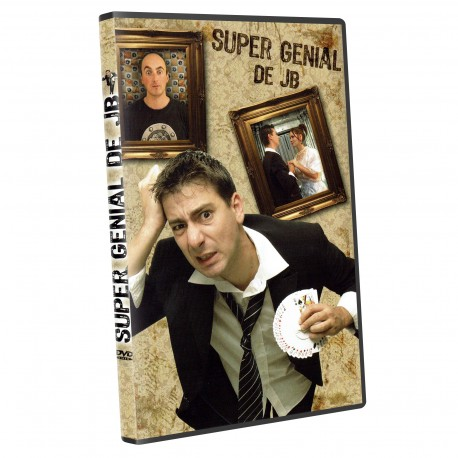 Dvd Super génial de JB