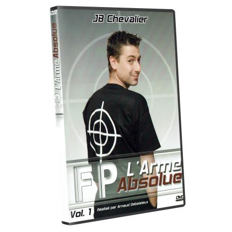 DVD FP L'arme Absolue de JB Chevalier