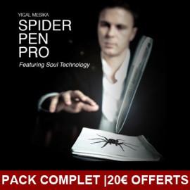 Pack Spider Pen Pro