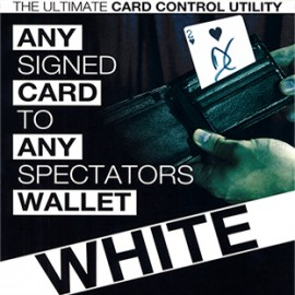 Any Signed Card to Any Spectator's Wallet