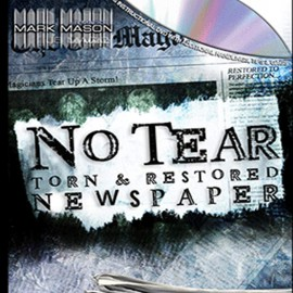 No Tear (Gimmick + DVD)
